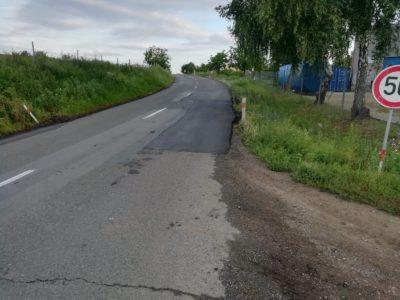 asfaltujeme příjezdové cesty
