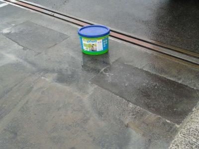 balená asfaltová směs