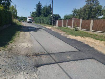 asfaltujeme výkopy a překopy, nájezdové klíny