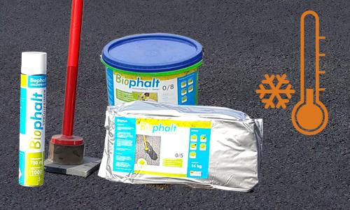 Studený asfalt: jaké jsou jeho hlavní přednosti