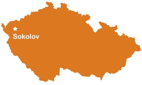 Pokládka asfaltu Sokolov