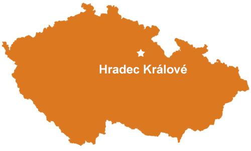 Pokládka asfaltu Hradec Králové