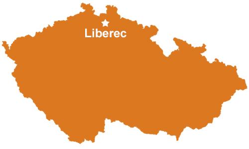 Pokládka asfaltu Liberec