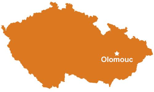 Pokládka asfaltu Olomouc