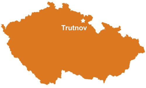 Pokládka asfaltu Trutnov